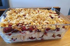 Quick Healthy Desserts, Tiramisu, Sweet Recipes, Food And Drink, Pudding, Sweets, Cooking, Blueberry Desserts, Gummi Candy