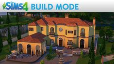 IT'S HERE!!!!!!!!!!!!!!!!!!!!!!! The Sims 4: Build Mode Official Gameplay Trailer