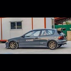 Honda Civic EG Hatch