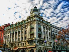 Belgrade- hotel moskva