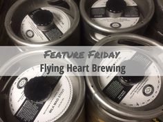 Feature Friday: Flying Heart Brewing Candy Packaging, Chocolate Packaging, Beer Types, Custom Printed Boxes, Custom Candy, Brewing, Friday, Posts, Heart