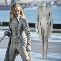 DC's Legends of Tomorrow White Canary Costume Cosplay Sara Lance Cosplay Costume Adult Women Halloween Costume Exotic Apparel Dc Costumes, Super Hero Costumes, Adult Costumes, Halloween Costumes, Women Halloween, Lance Cosplay, Arrow Costume, Assassin, Superhero Suits