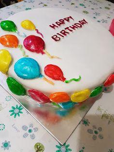 Dea's Cakes: Birthcakes- Torturi