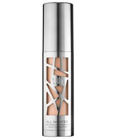 8 Full-Coverage Foundations So Good, They Melt into Skin - Urban Decay All Nighter Liquid Foundation from InStyle.com