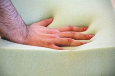 Explaining Why a Memory Foam Mattress is NOT the 'Best Mattress' nor Good for a Bad Back