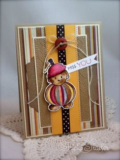 from ... Simply Stamping ... by Tricia
