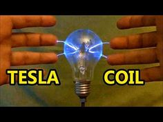How to make a mini Tesla coil - YouTube