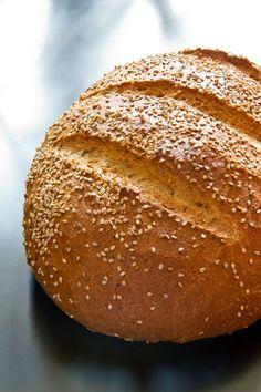 Psomi - Greek bread by George Greenstein Pan Bread, Bread Baking, Jewish Bread, Greek Bread, German Desserts, Good Pizza, Bread Rolls, Greek Recipes, Food Photography
