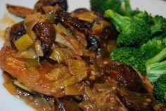 Moroccan Spiced Chicken Recipe with Prunes - 7 Points + laaloosh-recipes