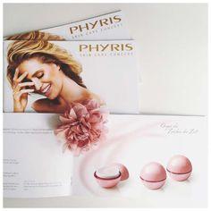 Die neue Image Broschüre von PHYRIS.  #phyris #broschüre #magazine #book #rosa #rose #cream #beauty #cosmetic #info #weekend #product #products #model #augsburg #germany #international #new #trend