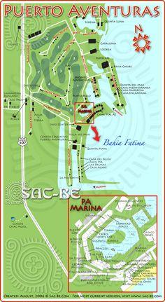 Yucatan Driving Map Cancun Pinterest Riviera Maya Mexico Map And Costa Maya
