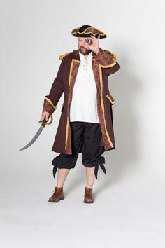 Pirat, Deiters, Kostüm, Fasching, Karneval, Plus Size