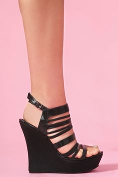 a8c4c36d8f0 Sydney Platform Wedge need to own these too Shoes Heels Wedges