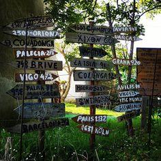 Buscando una señal... #caminodesantiago #caminodelnorte #rutadelacosta