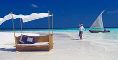 Sail Away to your a Private Island at Baros Resort, the Maldives - Destination Luxury