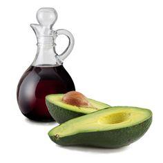 Diabetes-Friendly Healthy Snacks: Avocado & Balsamic Vinegar