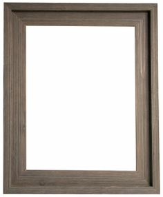 michaels barnwood open back frame rough barnwood finish for a rustic edge 11 x 14 and 16 x