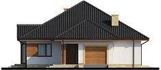 Projekt domu Kroton 116,1 m2 - koszt budowy 238 tys. zł - EXTRADOM Cottage Style Homes, Home Fashion, Cabin, House Styles, Outdoor Decor, Home Decor, Decoration Home, Room Decor, Cottage