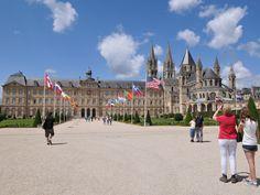 Abbaye aux Hommes à Caen - ©JM Gatey