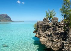 Tamarin Leora Beach One of the nicest place in Mauritius next to the Morne.