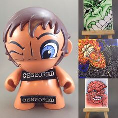 Just posted some new stuff in my shop! Well, the items aren't exactly new, I did this stuff a little while ago, but they're new to Etsy! Give em a look! Art Work, I Shop, Unique Jewelry, Creative, Handmade Gifts, Etsy, Artwork, Kid Craft Gifts, Work Of Art