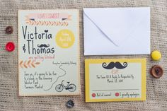 5 things you didn't know about wedding invitations...i also really like this wedding blog...tons of links and inspiration and a marketplace of stuff!