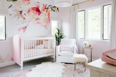 Ariah's bedroom makeover