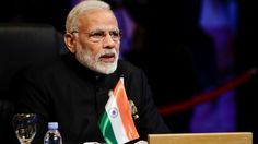 """What's behind Narendra Modi's high popularity in India? https://tmbw.news/whats-behind-narendra-modis-high-popularity-in-india  Critics have questioned the timing of the survey that says Modi remains the most popular leader in the country [Ezra Acayan/Pool/Reuters]New Delhi, India - Prime Minister Narendra Modi remains """"by far the most popular national figure in Indian politics"""" more than three years after coming to power, according to a survey released by the Pew Research Center last…"""