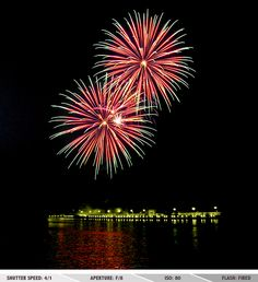 Fireworks Photography Tips  #4 Click Away