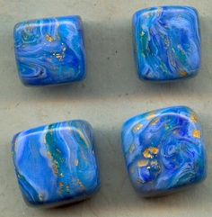 translucent clay and oil paints tutorial
