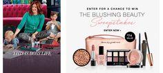 Enter AVON Blushing Beauty Sweepstakes. No purchase necessary. https://www.avon.com/?rep=mbertsch