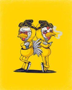 Pollos Hermanos...