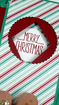Stampin' Up! Christmas Pines for the Happy Stampers