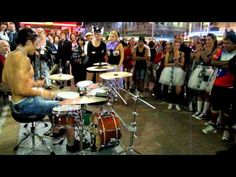 Amazing Snare Drum Solo Dylan Elise 2011 Part 8/10 - really awesome after the 7 minute mark