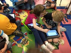 Helping a Friend by Kathy Cassidy, via Flickr ~ Giving Students Choice with Digital Portfolios