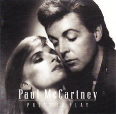 Press to Play is the sixth solo studio album by Paul McCartney, released August 1986. It is notable for being his first album of entirely new music since 1983's Pipes of Peace and his first album released internationally by long-time label EMI after a brief alliance with Columbia Records in the US and Canada.