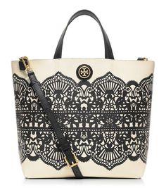 Kerrington Crossbody Tote | Womens Cross-Body Bags | ToryBurch.com
