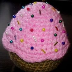 Alfiletero  #ganchillo #crochet #manualidades #hazlotumismo #hechoamano #handmade #doityoursel #diy
