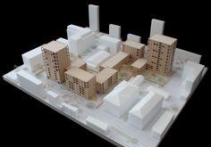 Gigon / Guyer Architekten housing development labitzke areal . zurich