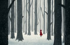Little Red Riding Hood - by Corey Egbert