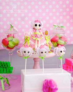 Lalaloopsy Party: The Cake