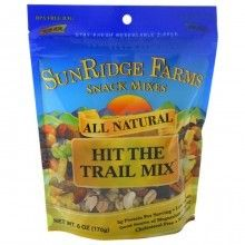 Organic Hit the Trail Mix 8oz - Oh My Green!