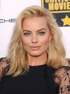 Margot robbie- true beauty