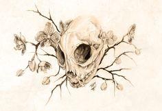 Vampire Skull  hir0ya.deviantart.com