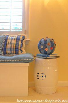 Ceramic Garden Seat for fhe Living Room, So Versatile
