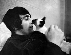 John Lennon & Friend