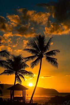 Clark Little Photography - Hawaii - Sunset