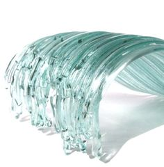 Medium Glass Wave Sculpture - Buscar con Google