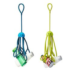 Look what I found at UncommonGoods: Shower Squids for $36.00