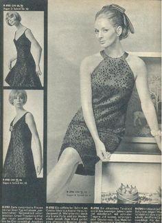 NEUE MODE (NEUER SCHNITT) 1966